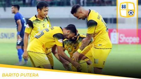 Profil Tim Barito Putera untuk Liga 1 2020 - INDOSPORT