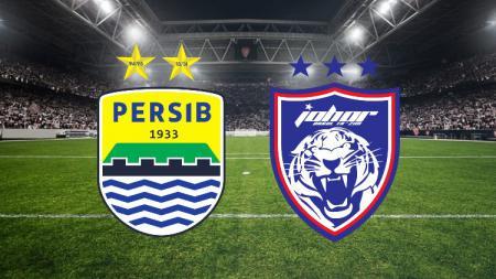 Klub Liga 1 Persib Bandung ternyata setara dengan wakil Liga Super Malaysia Johor Darul Ta'zim perihal memiliki banyak pemain berlabel naturalisasi. - INDOSPORT