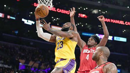 Berikut 5 bintang NBA yang sudah bagus sejak SMA. - INDOSPORT