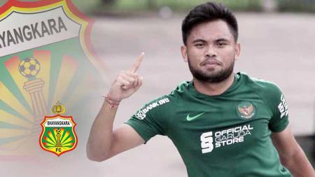 Kepolisian Resor Kendari telah menetapkan status hukum penggawa Bhayangkara FC, Saddil Ramdani menjadi tersangka. - INDOSPORT
