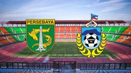 Terdapat rekor pertemuan yang mencengangkan ketika Persebaya Surabaya melawan klub dari Malaysia. Apalagi sore nanti Bajol Ijo akan bersua Sabah FA. - INDOSPORT