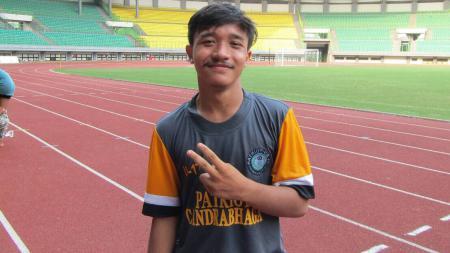 Pemain muda Indonesia, Muhammad Iqbal, dilaporkan tengah menjalani trial bersama klub Liga Turki, Antalyaspor. - INDOSPORT
