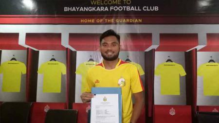 Bhayangkara FC angkat bicara terkait kasus yang menimpa salah satu penggawanya yakni, Saddil Ramdani. - INDOSPORT