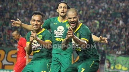 Piala Gubernur Jatim: Adu Statistik Pemain Termahal Persebaya vs Persik - INDOSPORT