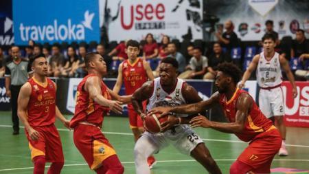 Satya Wacana Salatiga langsung bergerak cepat mempersiapkan timnya guna tampil di lanjutan Indonesian Basketball League (IBL) 2020. - INDOSPORT