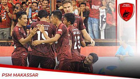 Profil Tim PSM Makassar untuk Liga 1 2020. - INDOSPORT