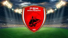 Indosport - Logo klub Liga 1, PSM Makassar.
