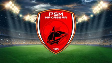 Logo klub Liga 1, PSM Makassar. - INDOSPORT