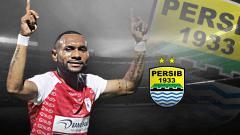 Indosport - Titus Bonai, sosoknya tampak memunyai garansi juara untuk Persib Bandung, jika sampai direkrut pada masa bursa transfer jelang Liga 1 2020.