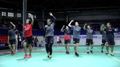 Indosport - Turnamen Badminton Asia Team Championships 2020 bakal disiarkan oleh saluran televisi nasional yang menjadi kabar baik bagi pecinta bulutangkis Indonesia.