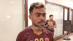 Indosport - Pemain PSM Makassar, Yakob Sayuri.
