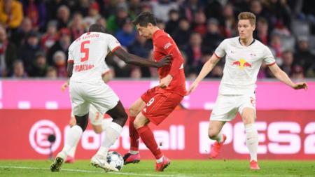 Berikut prediksi pertandingan pekan ke-10 kompetisi Bundesliga Jerman musim 2020-2021 antara tuan rumah Bayern Munchen vs RB Leipzig. - INDOSPORT