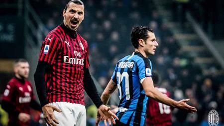 Ada Zlatan Ibrahimovic, berikut starting XI pemain ternakal yang kerap langganan kartu merah. - INDOSPORT