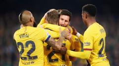 Indosport - Lawan Napoli di Liga Champions, Barcelona punya satu masalah besar usai Quique Setien ungkap tim asuhannya belum bisa lupakan kekalahan Liverpool dan AS Roma.