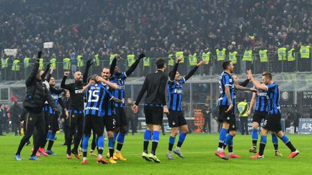 Susunan Pemain Liga Europa Ludogorets vs Inter Milan: Tanpa Lukaku! - INDOSPORT