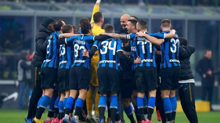 Selain Lautaro Martinez-Romelu Lukaku, 3 pemain Inter Milan ini bisa hadirkan kekalahan bagi Juventus di laga pekan ke-18 Serie A Italia, Senin (18/01/21). - INDOSPORT