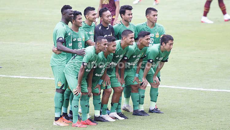 Skuat Bhayangkara FC Copyright: Herry Ibrahim/INDOSPORT