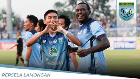 Profil Tim Persela Lamongan untuk Liga 1 2020. - INDOSPORT