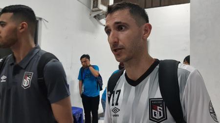 Pemain terbaik Liga Nacional de Futsal (LNF) Brazil 2019 milik klub Blacksteel FC, Henrique Di Maria. - INDOSPORT