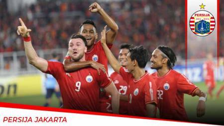 Profil Tim Persija Jakarta untuk Liga 1 2020. - INDOSPORT