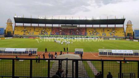 Menteri Pemuda dan Olahraga (Menpora), Imam Nahrawi belum lama ini menyoroti fasilitas stadion-stadion yang akan dipakai di Piala Dunia U-20 di Indonesia. - INDOSPORT
