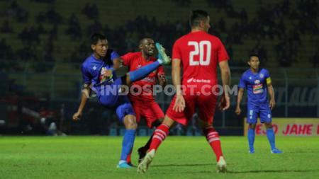 Piala Gubernur Jawa Timur: Arema FC vs Sabah FA. - INDOSPORT