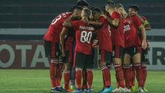 Indosport - Bali United vs Tan Quang Ninh
