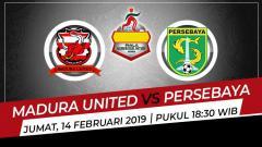 Indosport - Konsistensi Aji Santoso, sepertinya layak untuk jadi tajuk utama prediksi pertandingan Piala Gubernur Jatim 2020 antara Madura United vs Persebaya Surabaya.