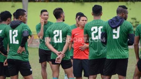 Target skuat PSMS Medan di pertandingan uji coba melawan Persiraja Banda Aceh. - INDOSPORT