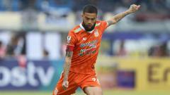 Indosport - Pemain naturalisasi, Diego Michiels memutuskan hengkang dari Borneo FC.
