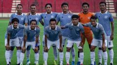 Indosport - Skuat Sulut United.