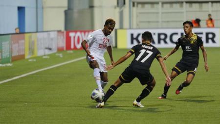 Klub Liga 1, PSM Makassar, langsung menggelar pemusatan latihan (training camp/TC) di Bogor, Jawa Barat. - INDOSPORT