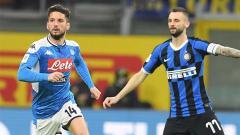Indosport - Inter Milan vs Napoli.
