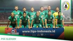 Indosport - PSS Sleman akan menjalani uji coba kedua melawan sesama tim Liga 1. Kali ini, skuat Super Elang Jawa giliran menjamu Persipura Jayapura di Stadion Maguwoharjo, Sabtu (22/02/20) sore.