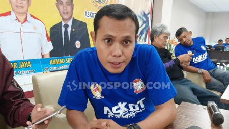 Ketua Harian AFP Sulsel, Ahmad Susanto. - INDOSPORT