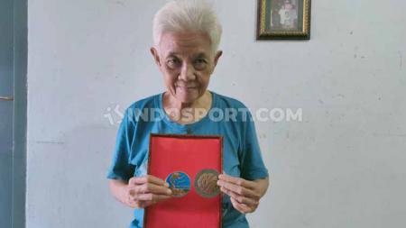 Legenda bulutangkis Indonesia, Tati Sumirah meninggal dunia pada Kamis (13/02/20) di usia 68 tahun. - INDOSPORT