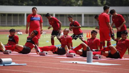 TC Timnas Indonesia ini dilakukan Shin Tae-yong untuk mempersiapkan diri tampil dalam ajang Kualifikasi Piala Dunia 2022.