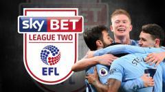Indosport - Mengenal Kompetisi League Two, Kasta Keempat Liga Inggris yang Mungkin Diikuti Manchester City