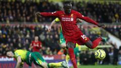 Indosport - Gol semata wayang Sadio Mane ke gawang Norwich City berhasil menjadi catatan rekor tersendiri bagi bintang Liverpool itu di Liga Inggris.