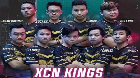 Kick-off MDL Indonesia season 1 pada Senin (17/02/20), XCN Kings siap permalukan Alter Ego (AE) dan ONIC eSports. - INDOSPORT