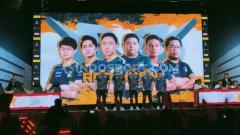 Indosport - Kalah dari tim papan bawah MPL Indonesia season 5 (Genflix Aerowolf), kapten tim RRQ, Calvin 'Vyn' buka suara.