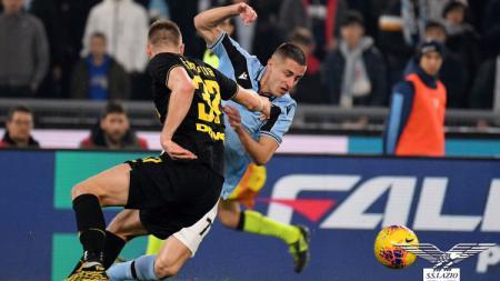 Dibungkam Lazio pada laga Serie A Liga Italia lanjutan, Inter Milan langsung ingin lampiaskan ke Liga Europa kontra Ludogorets. - INDOSPORT