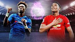 Indosport - 3 Pertanyaan besar yang bakal menyelimuti laga Chelsea vs Manchester United.