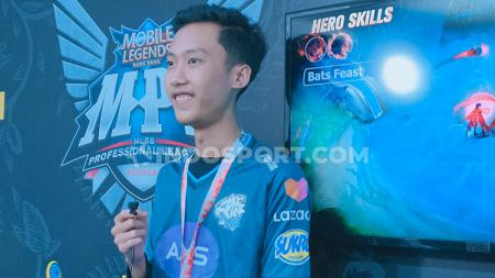 Wonderkid yang baru promosi dari akademi, yakni Rexxy di MPL Indonesia season 5 - INDOSPORT
