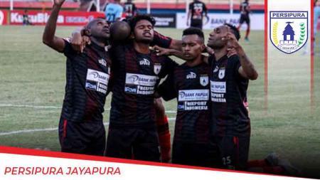 Profil klub Liga 1 2020, Persipura Jayapura. - INDOSPORT