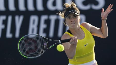 Elina Svitolina targetkan bermain di Olimpiade Tokyo 2020. - INDOSPORT