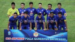 Klub Liga 1 Arema FC terancam gagal menggelar laga uji coba di hari HUT ke-33, 11 Agustus mendatang.