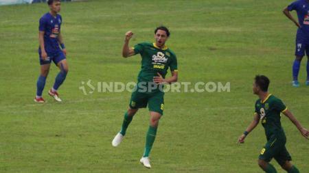 Mahmoud Eid memutuskan untuk mundur dari klub Liga 1 Persebaya Surabaya. - INDOSPORT
