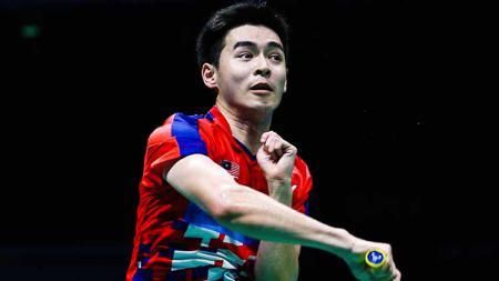 Tunggal putra Malaysia, Cheam June Wei. - INDOSPORT