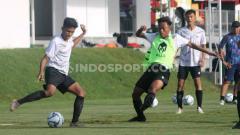 Indosport - Timnas Indonesia U-16 seperti mendapat kesulitan untuk melakukan agenda uji coba internasional. Hal ini dikeluhkan langsung oleh Bima Sakti.
